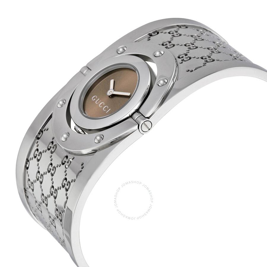 f8e6d995b37 Gucci 112 Twirl Ladies Watch YA112401 Gucci 112 Twirl Ladies Watch YA112401  ...