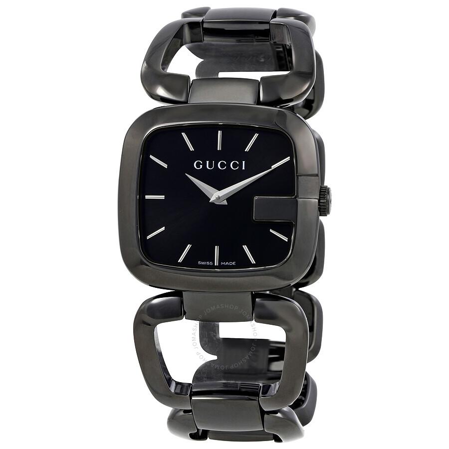 a0cf750d964 Gucci 125 G-Gucci Series Bracelet Watch YA125403 - G-Gucci - Gucci -