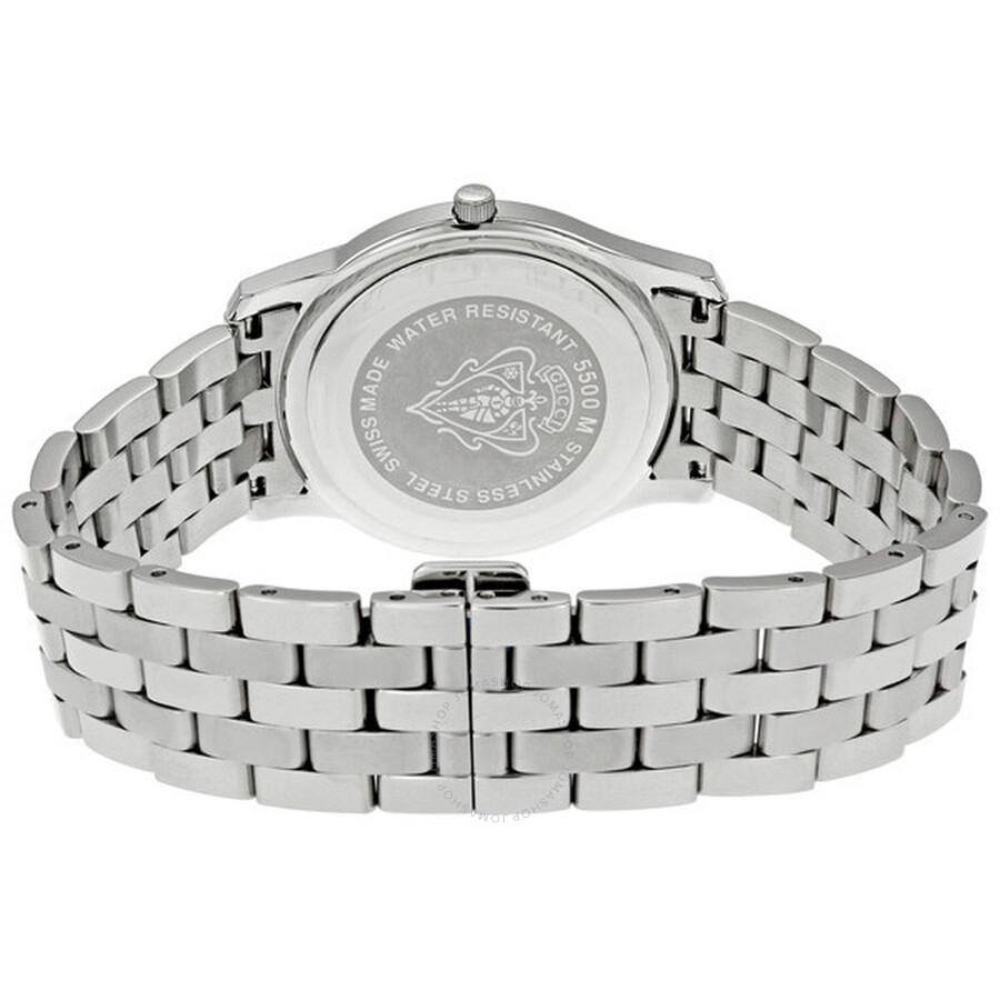 d50575b21d2 Gucci 5500 Series Men s Watch YA055302 - Gucci - Watches - Jomashop
