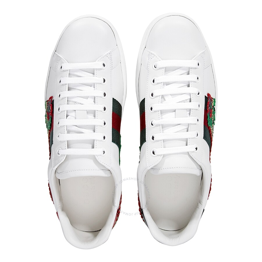 c71633b9d99 ... GC473764A38G09064 Gucci Ace Low Top Embroidered Dragon Sneaker  GC473764A38G09064