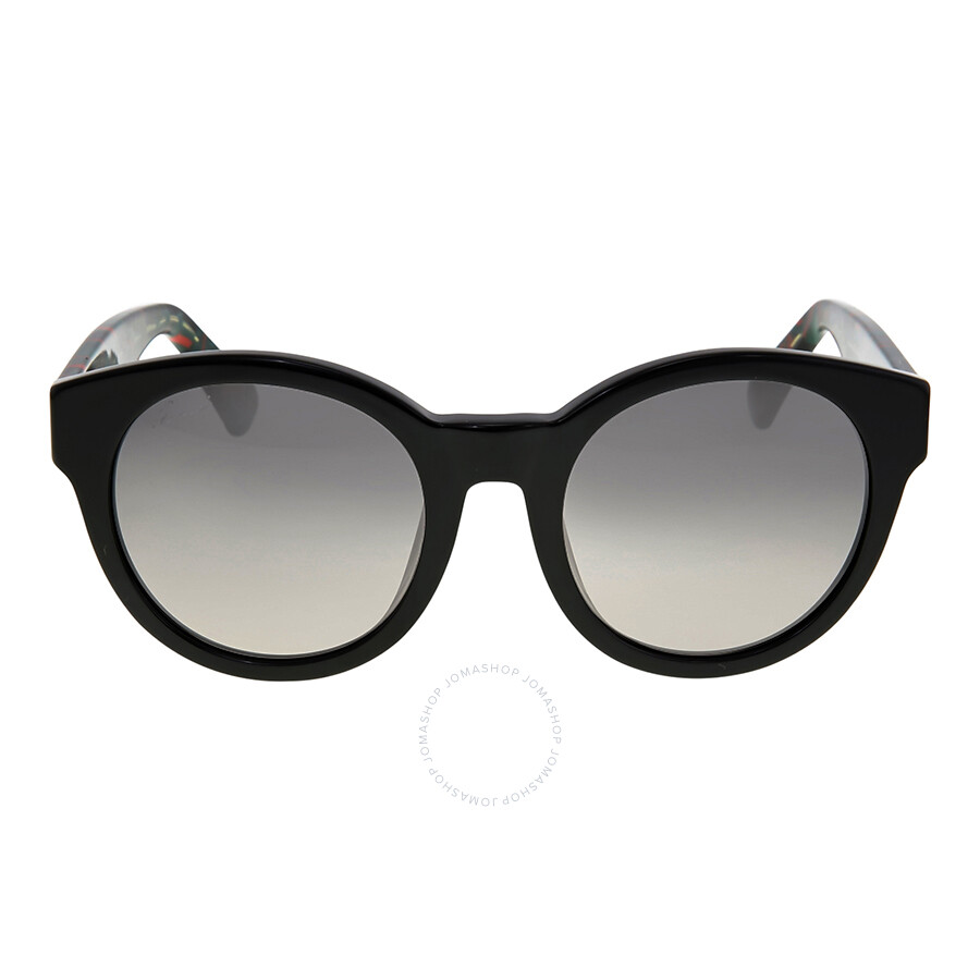 8357267dda7 Gucci Asian Fit Black Round Sunglasses GG3774 F SH2YEU - Gucci ...