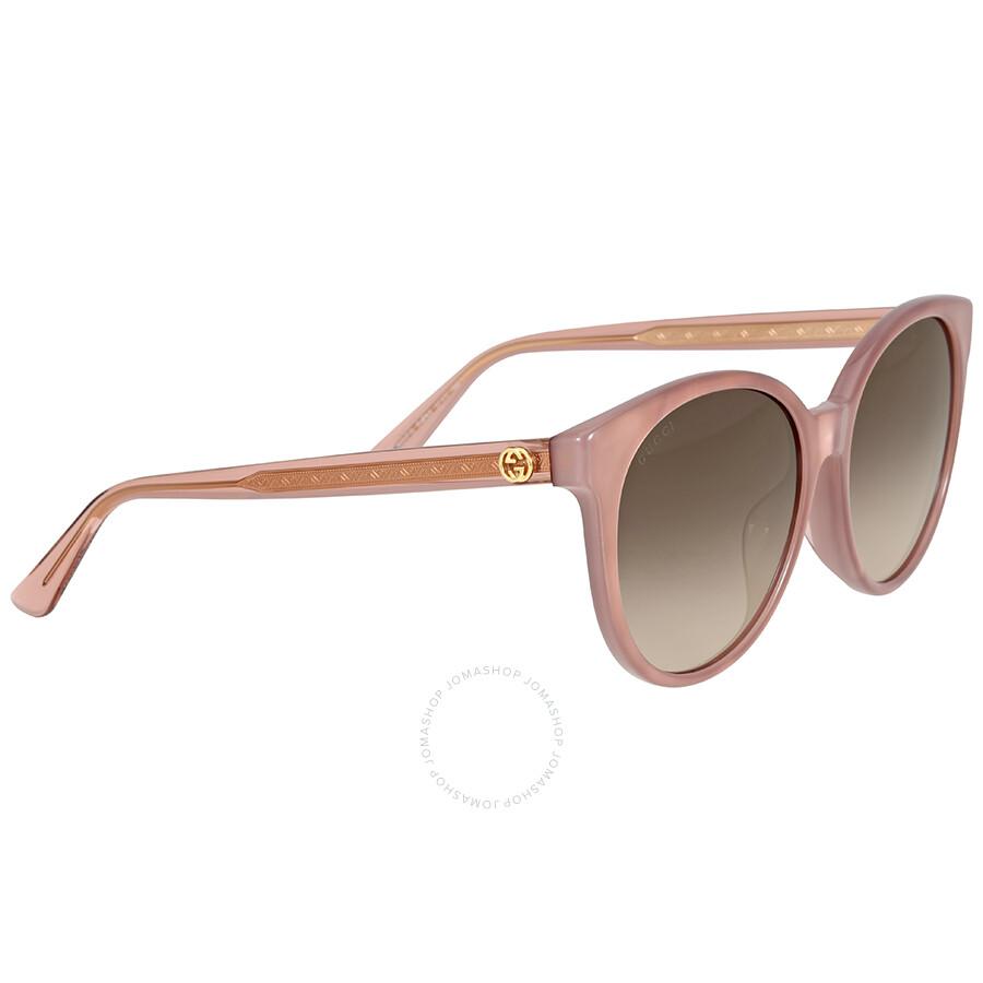 c03ffad7d9d Gucci Asian Fit Crystal Rose Sunglasses - Gucci - Sunglasses - Jomashop