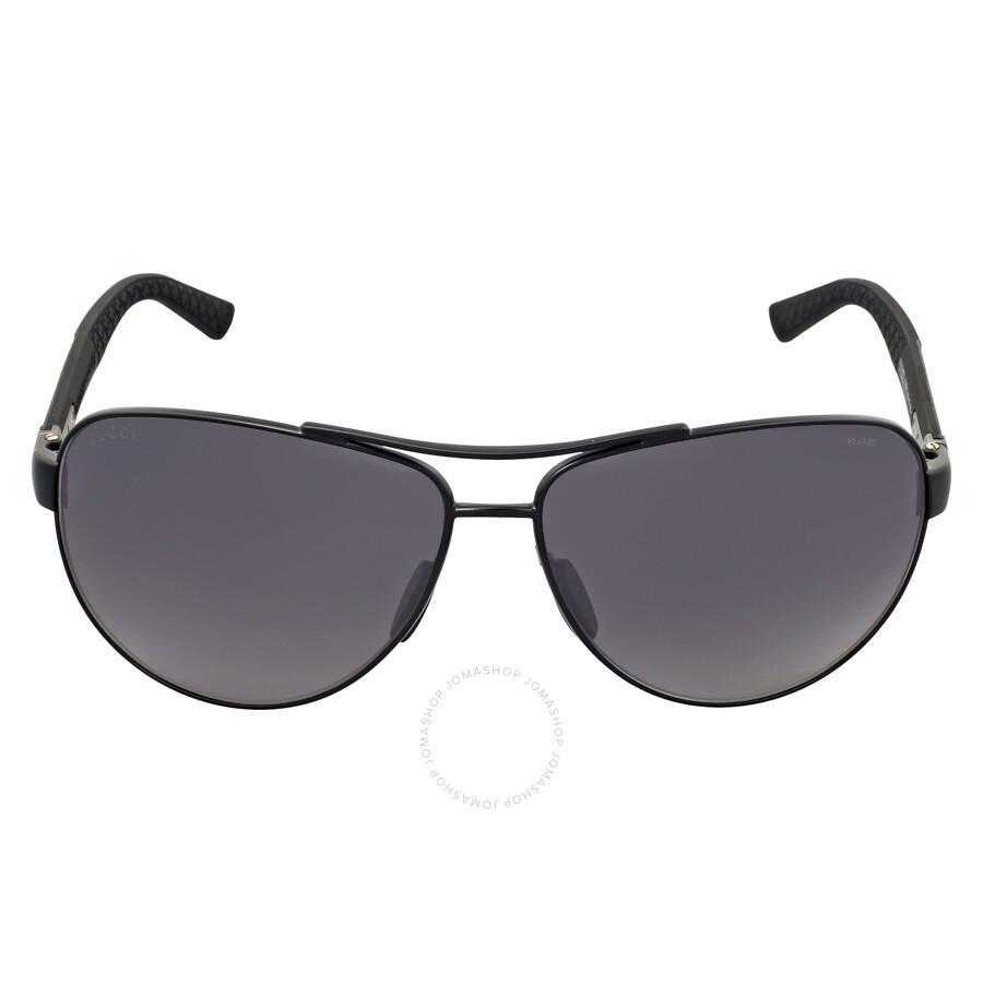 fec75e83f1c Gucci Aviator Grey Gradient Men s Sunglasses GG2246 S4VHWJ - Gucci ...