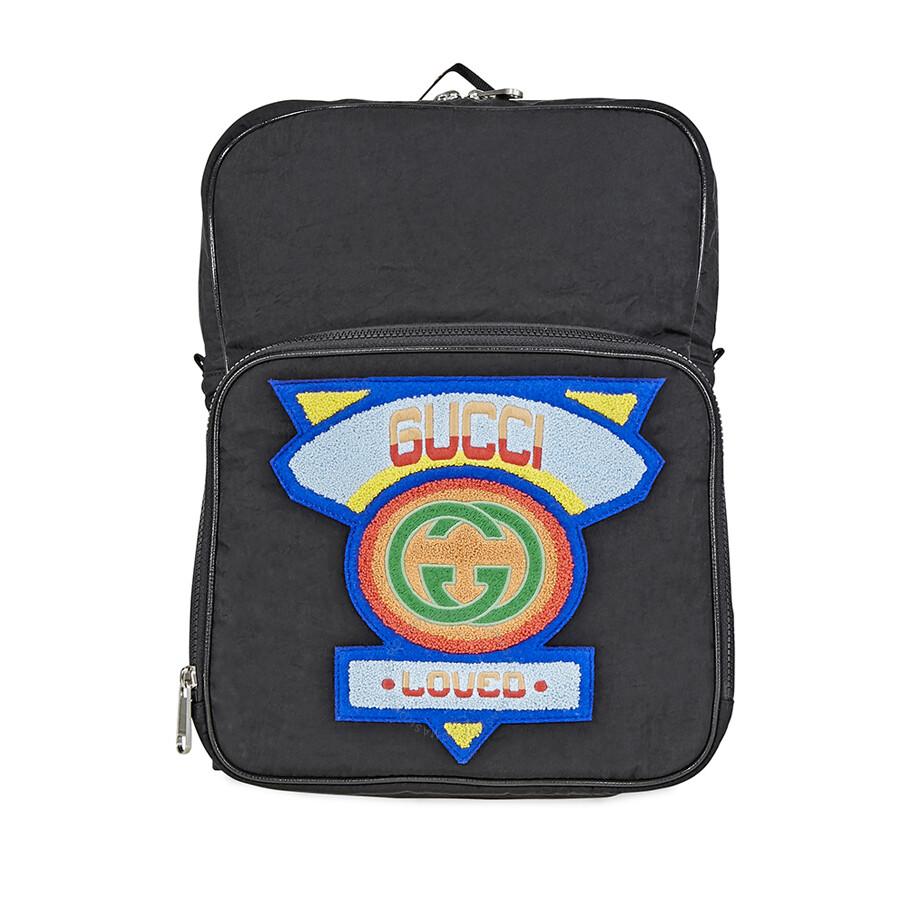 71546f357f41 Gucci Backpack Loved Medium Backpack 5367249W5EX8564 Item No. 536724 9W5EX  8564