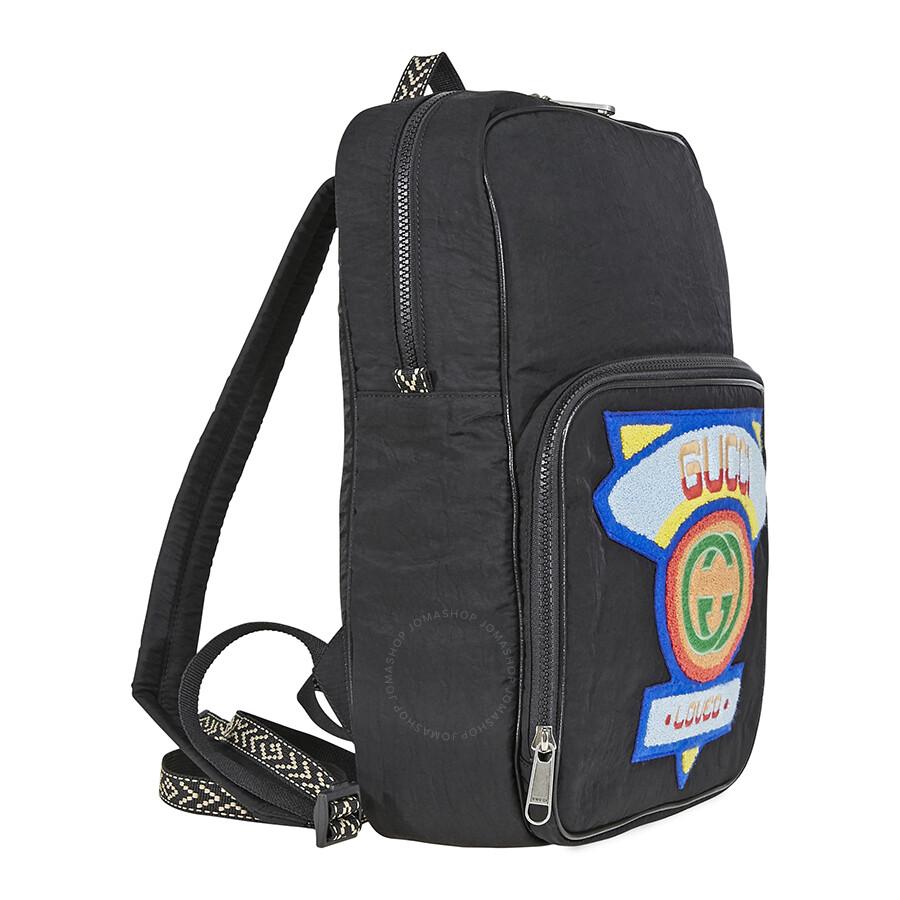 3b910f2ed2967d Gucci Backpack Loved Medium Backpack 5367249W5EX8564 - Gucci ...