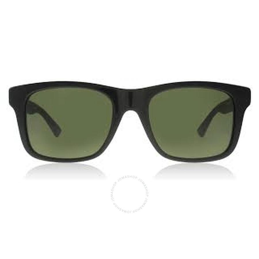 9412e358604d9 Gucci Black Acetate Square Sunglasses Gucci Black Acetate Square Sunglasses  ...