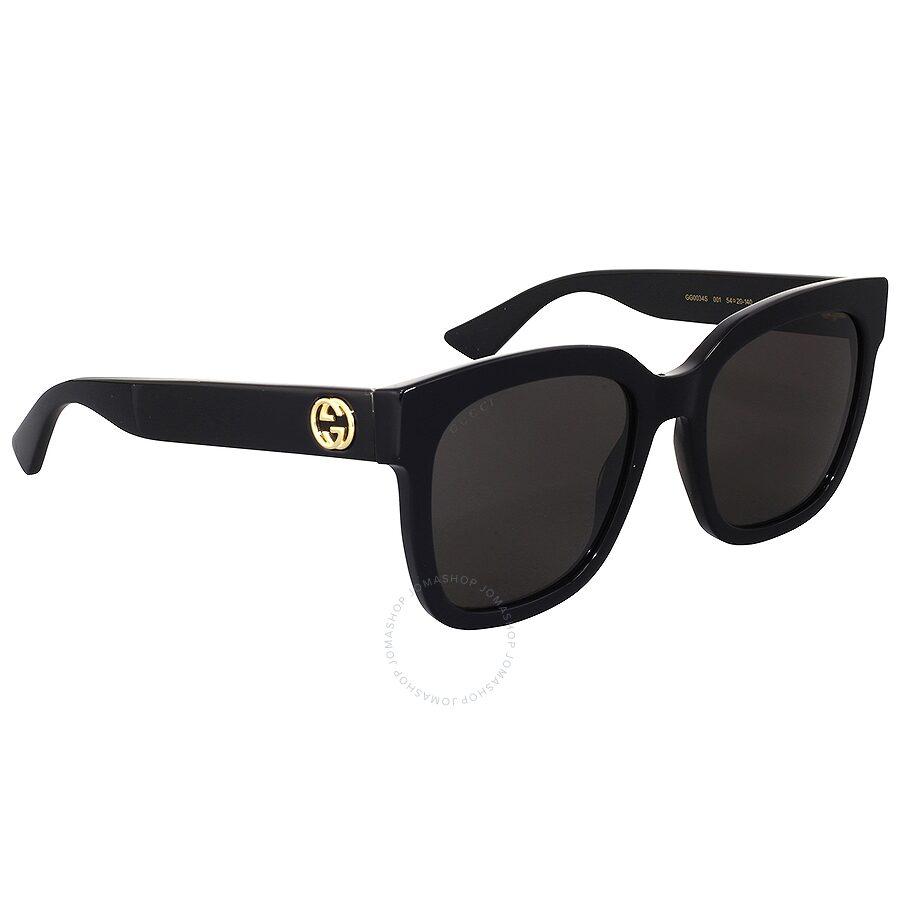 447461e565 Gucci Black Square Sunglasses Gucci Black Square Sunglasses ...