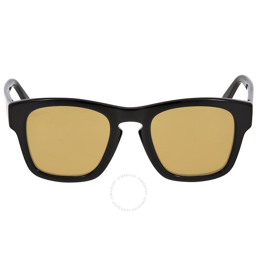 16e9808816f Gucci Brown Acetate Square Sunglasses Item No. GG 3791 S 807 BZ