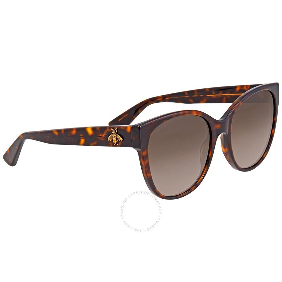 71f12ece468 Gucci Brown Gradient Sunglasses - Gucci - Sunglasses - Jomashop