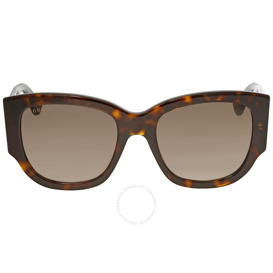 5051a16fab4fe Gucci Brown Gradient Sunglasses GG0276S-002 53 - Gucci - Sunglasses ...