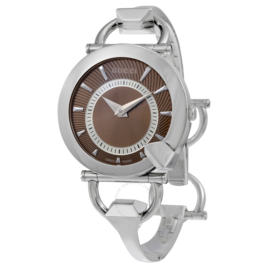 5173a2be0f5 Gucci Chiodo Ladies Watch YA122510 - G-Chrono - Gucci - Watches ...