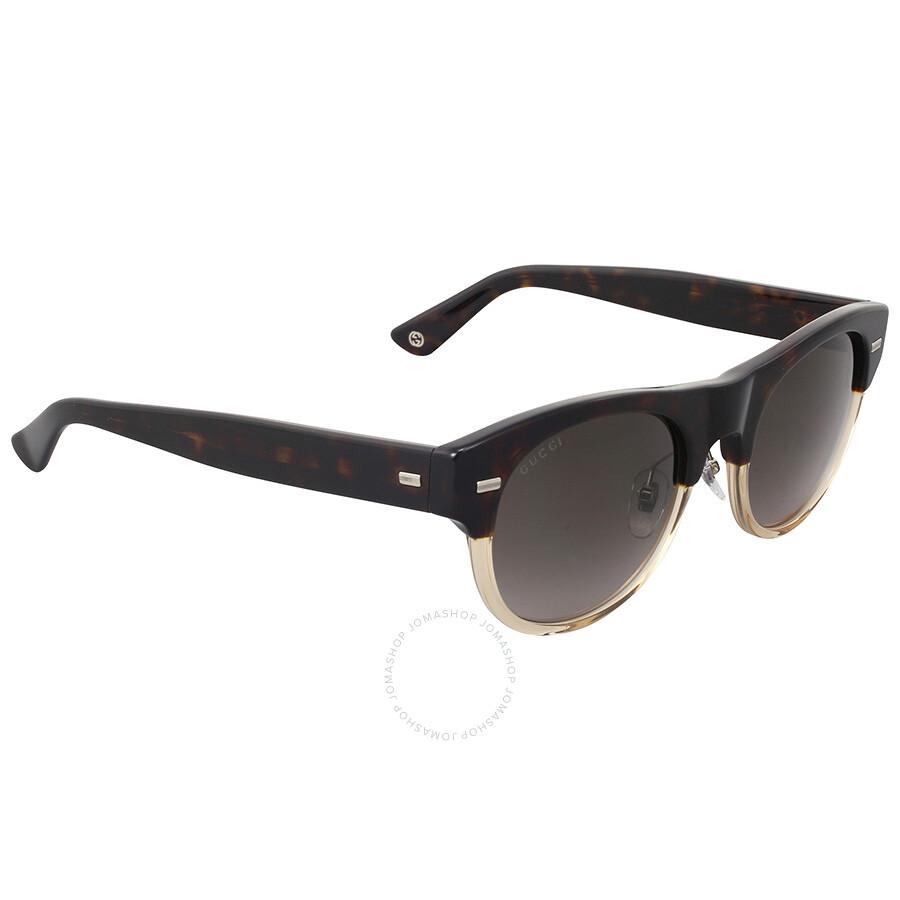 c04a73d9af549 Gucci Dark Havana Honey Sunglasses Gucci Dark Havana Honey Sunglasses ...