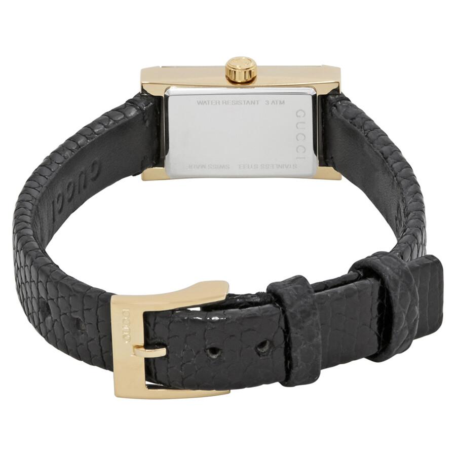 b9e9314c651 Gucci G-Frame Silver Dial Ladies Watch YA147507 - G-Frame - Gucci ...