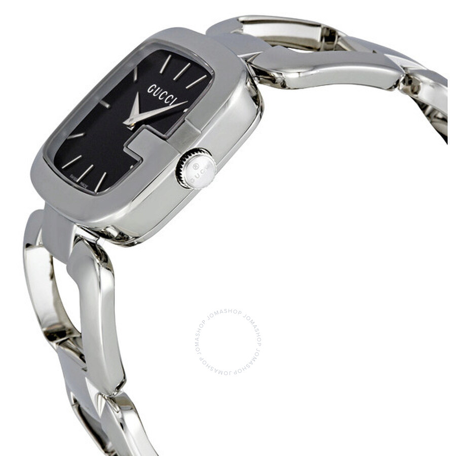 837156e03af Gucci G-Gucci Stainless Steel Ladies Watch YA125407 - G-Gucci ...