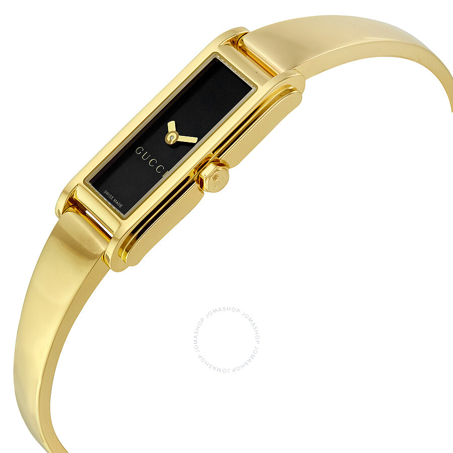02cbb423b Gucci G Line Ladies Bangle Watch YA109526 - Gucci - Watches - Jomashop