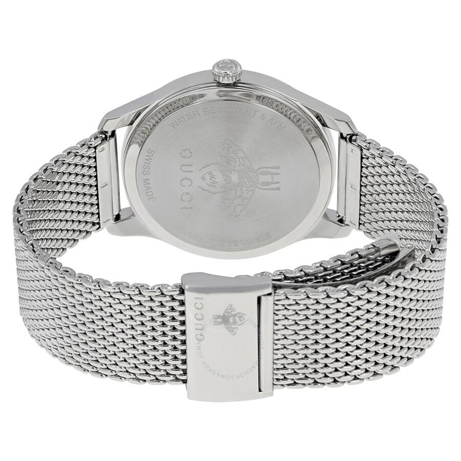 c1ead9e7d0a Gucci G-Timeless Blue Motifs Dial Men s Watch YA126328 - G-Timeless ...