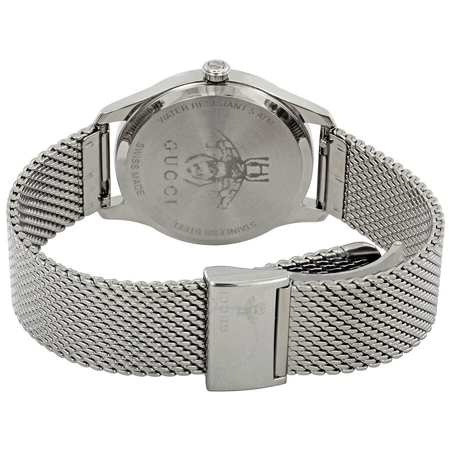 44038260e1c ... Gucci G-Timeless Diamond White Mother of Pearl Dial Ladies Watch  YA1264094