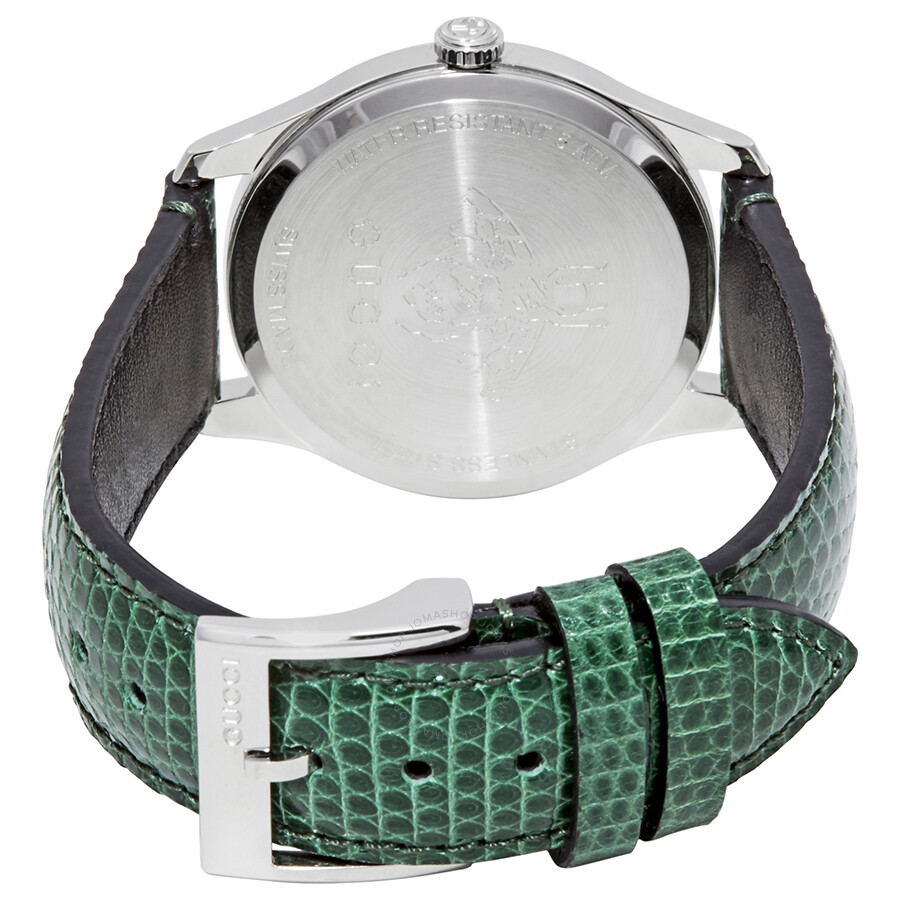f184bb3cbef Gucci G-Timeless Green Mother of Pearl Dial Ladies Watch YA1264042 ...