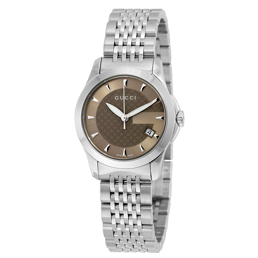 6486d168307 Shop the latest collection of ladies gucci bracelet from. seconds. Gucci G  Timeless Ladies Watch. 13mm x 38mm Gucci Diamond 4600L Watch with.