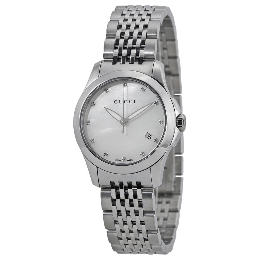 b6a9f9634d5 Gucci G Timeless Ladies Watch YA126504 - G-Timeless - Gucci ...