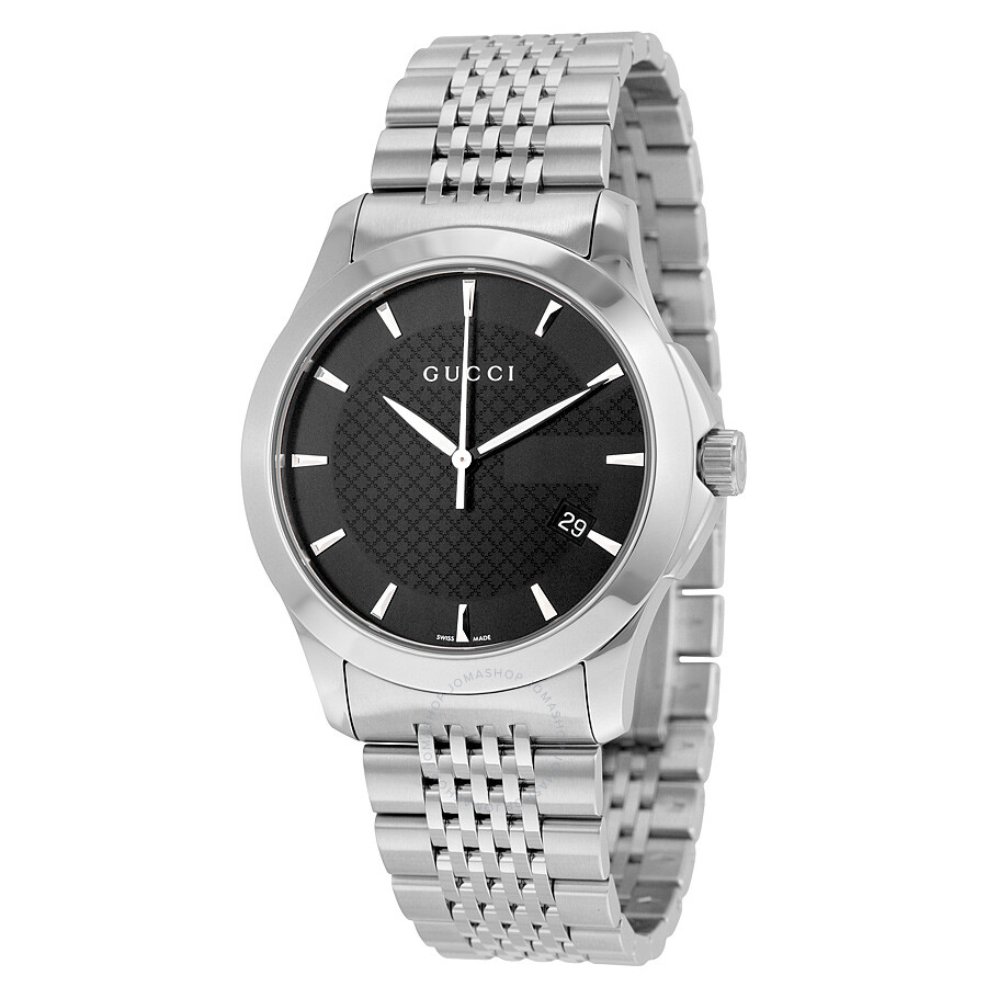09f3cb8fef0 Gucci G Timeless Men s Watch YA126402 - G-Timeless - Gucci - Watches ...
