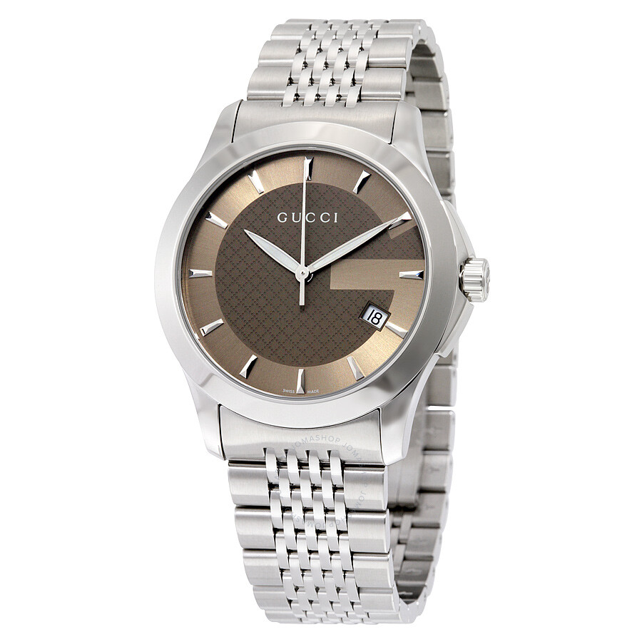 9182691ff86 Gucci G Timeless Men s Watch YA126406 - G-Timeless - Gucci - Watches ...