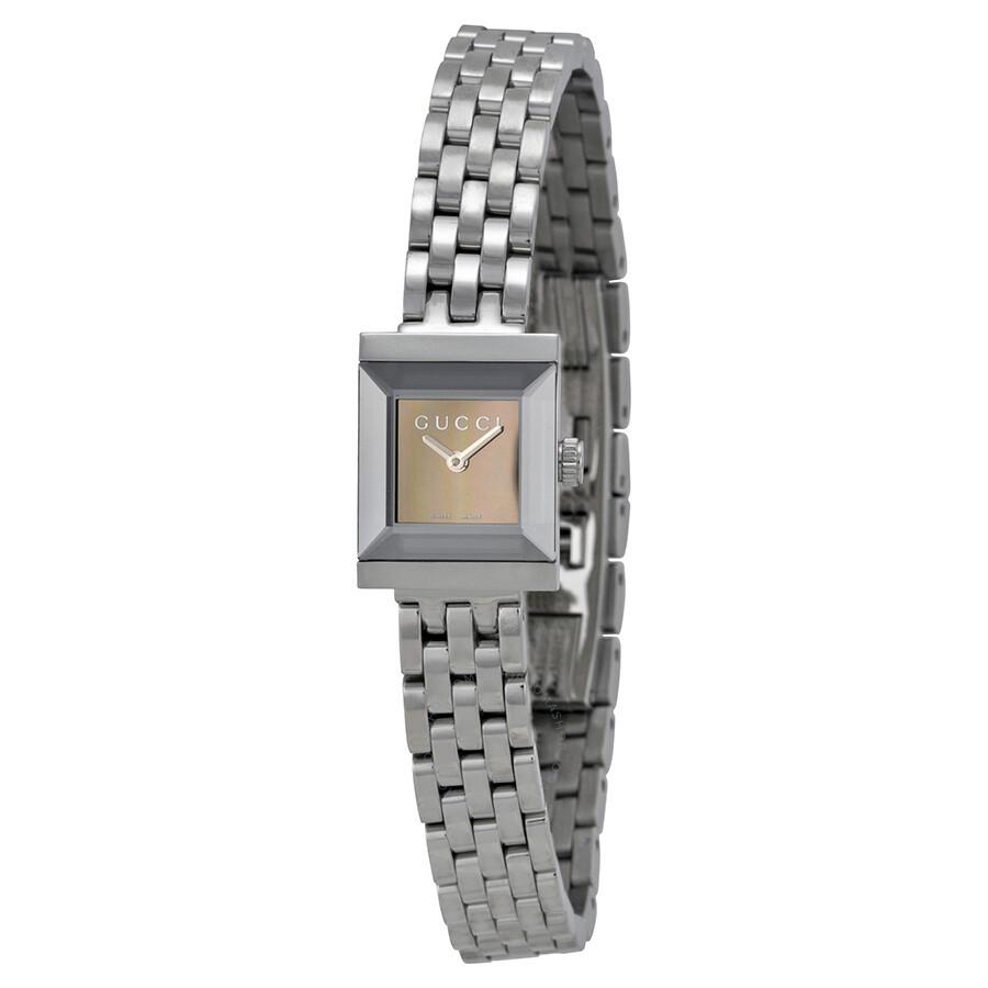 6fd1878c404 Gucci G-Frame Ladies Watch YA128501 - G-Frame - Gucci - Watches ...