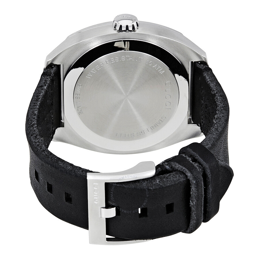 6339d3c1932 Gucci GG2570 Black Dial Men s Watch YA142206 - GG2570 - Gucci ...