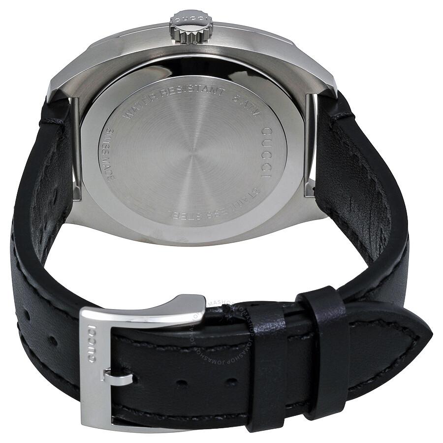 6e8c73dd9ea Gucci GG2570 Black Dial Men s Watch YA142307 - GG2570 - Gucci ...