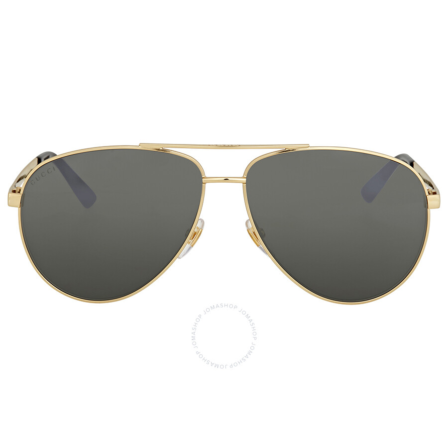 199fb9a953ab0 Gucci Gold Aviator Sunglasses Gucci Gold Aviator Sunglasses ...