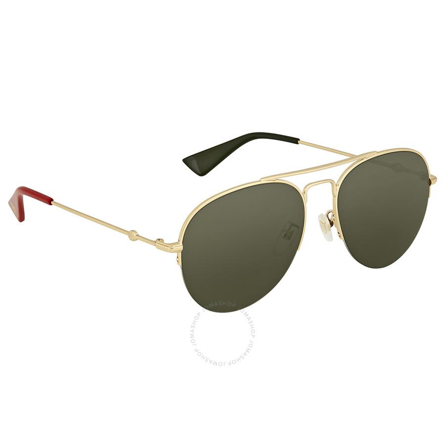 50ede86e72f Gucci Gold Sunglasses