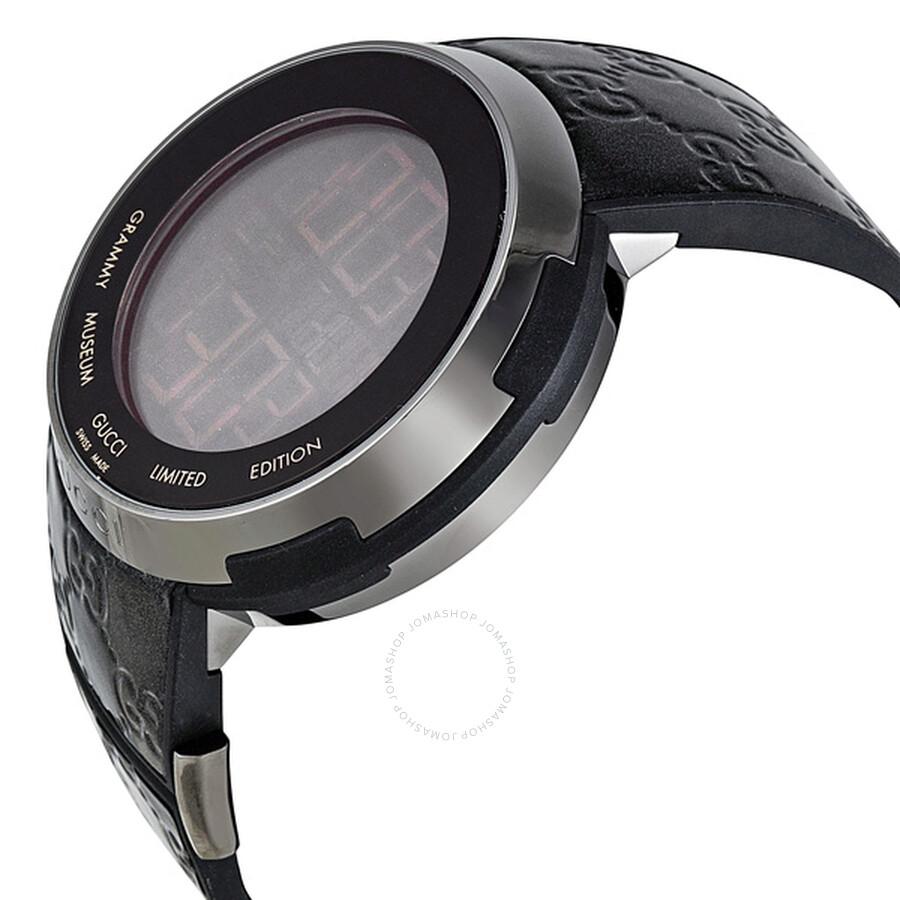 6bada015bfd Gucci Grammy Edition Digital Men s Watch YA114101 Gucci Grammy Edition  Digital Men s Watch YA114101 ...