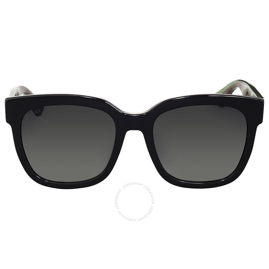53490309b23b8 Gucci Grey Gradient Square Sunglasses Gucci Grey Gradient Square Sunglasses  ...