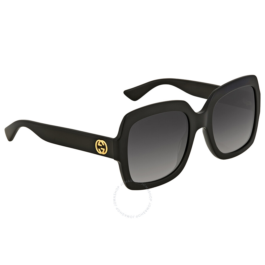 b1c94402802 Gucci Grey Gradient Square Sunglasses GG0036S - Gucci - Sunglasses ...