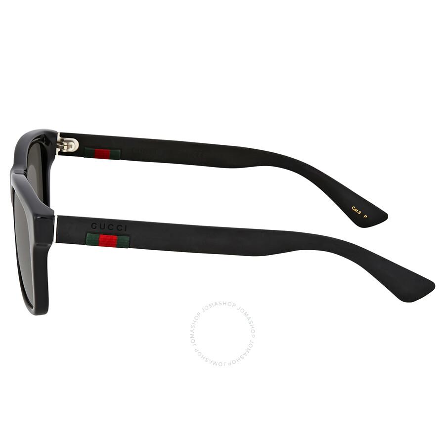 dafa63735d Gucci Grey Polarized Acetate Sunglasses - Gucci - Sunglasses - Jomashop