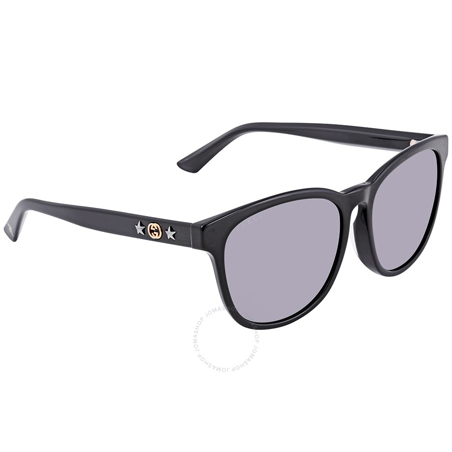 8d796417b73aa Gucci Grey Square Sunglasses GG0232SK 002 56 - Gucci - Sunglasses ...