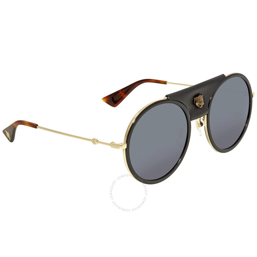 0d52e69c98 Gucci Grey Sunglasses GG0061S 016 56 - Gucci - Sunglasses - Jomashop