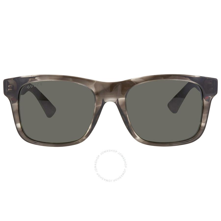 fc43d013c8 Gucci Grey Transparent Plastic Sunglasses Gucci Grey Transparent Plastic  Sunglasses ...