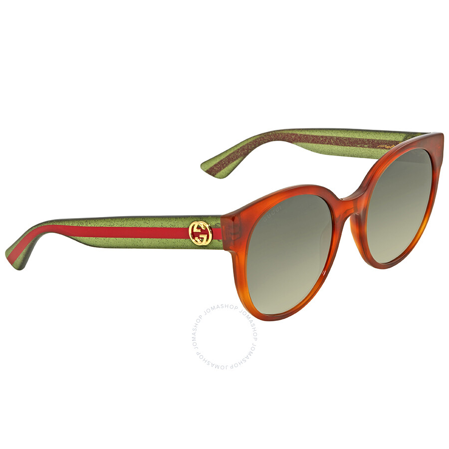 9d3e1891621 Gucci Havana Cat Eye Sunglasses - Gucci - Sunglasses - Jomashop