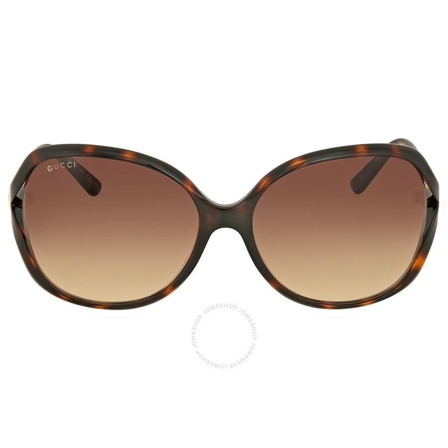 08e65cea9dc Gucci Havana Round Sunglasses Gucci Havana Round Sunglasses ...