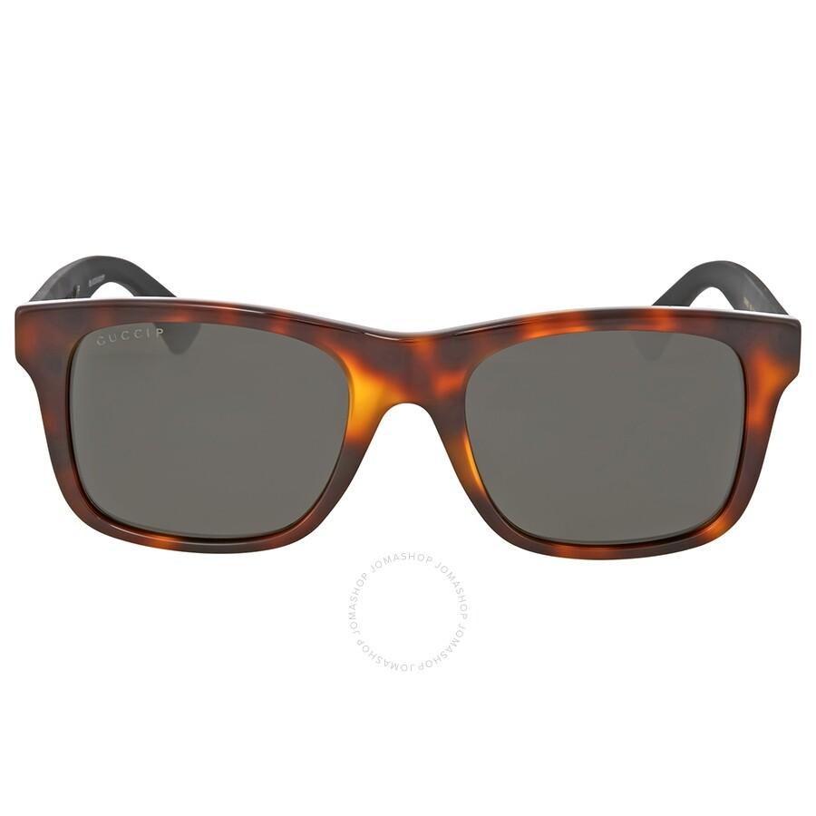 e9d967e05ba5c Gucci Havana Square Plastic Sunglasses Gucci Havana Square Plastic  Sunglasses ...