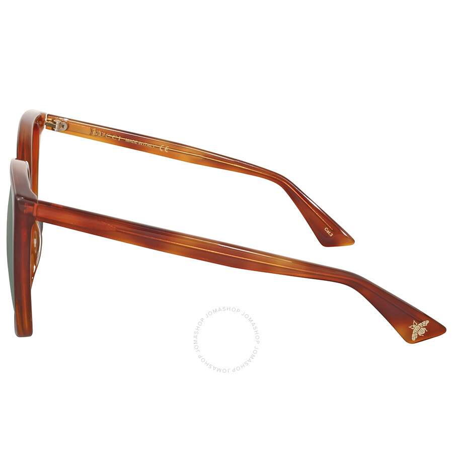 ec0077ac2ec16 Gucci Havana Square Sunglasses - Gucci - Sunglasses - Jomashop