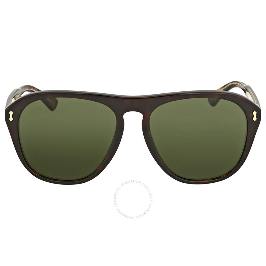 ce69b637148e Gucci Havana Sunglasses - Gucci - Sunglasses - Jomashop