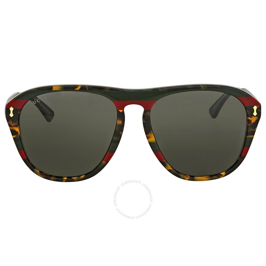 87be08d1f98 Gucci Havana Sunglasses - Gucci - Sunglasses - Jomashop