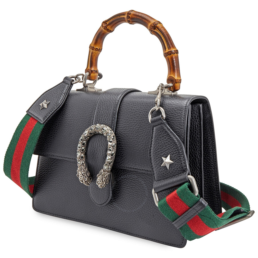 Ladies Dionysus Bamboo Top Handle Bag by Gucci