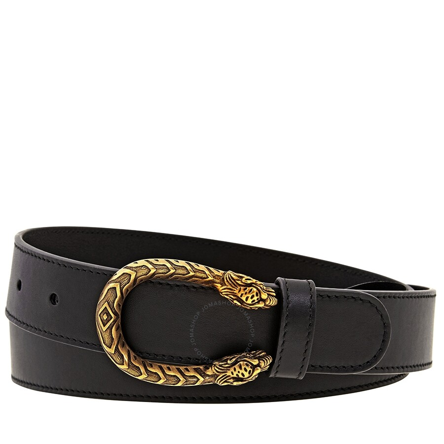Gucci Ladies Dionysus Leather Belt Size 90 Cm by Gucci