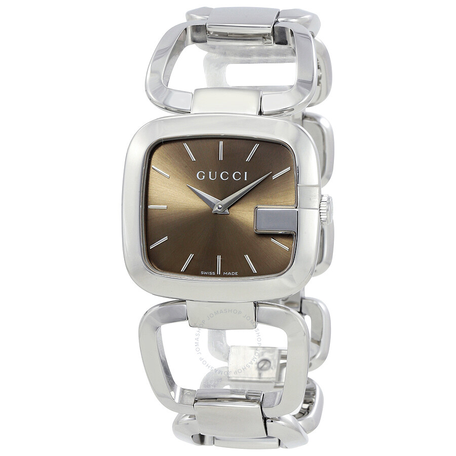 3465b72c830 Gucci Ladies G Gucci Medium Watch YA125402 - G-Gucci - Gucci ...