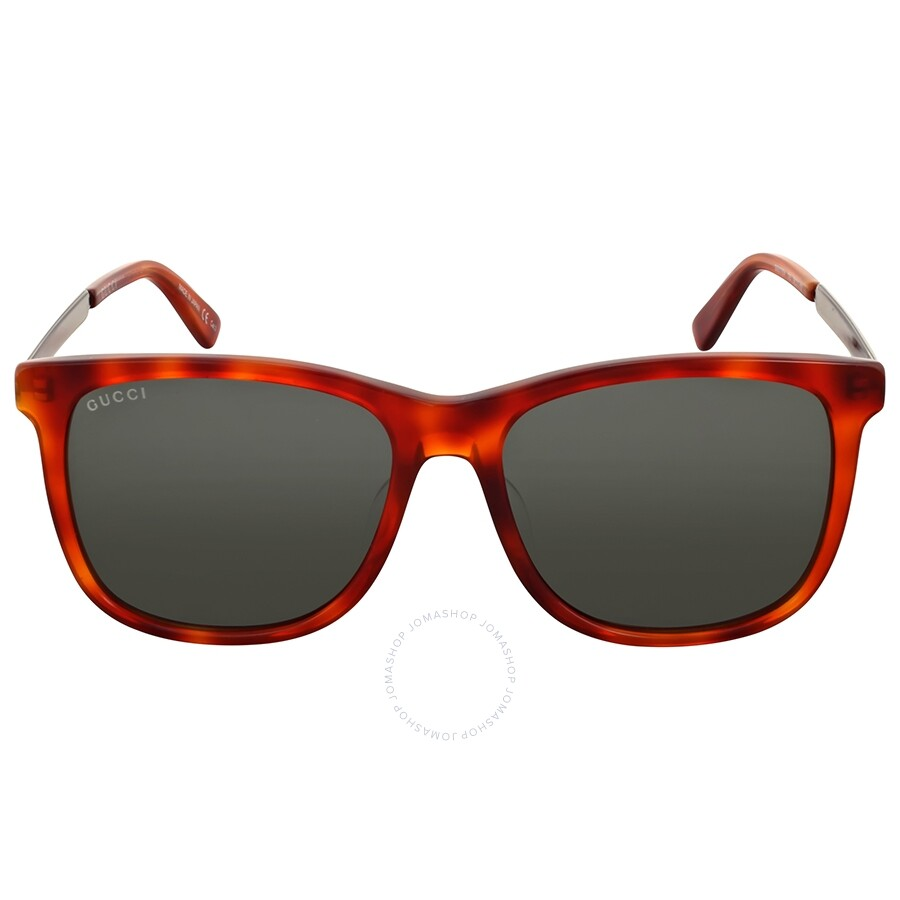 b2770850ce Gucci Light Havana Square Sunglasses Gucci Light Havana Square Sunglasses  ...
