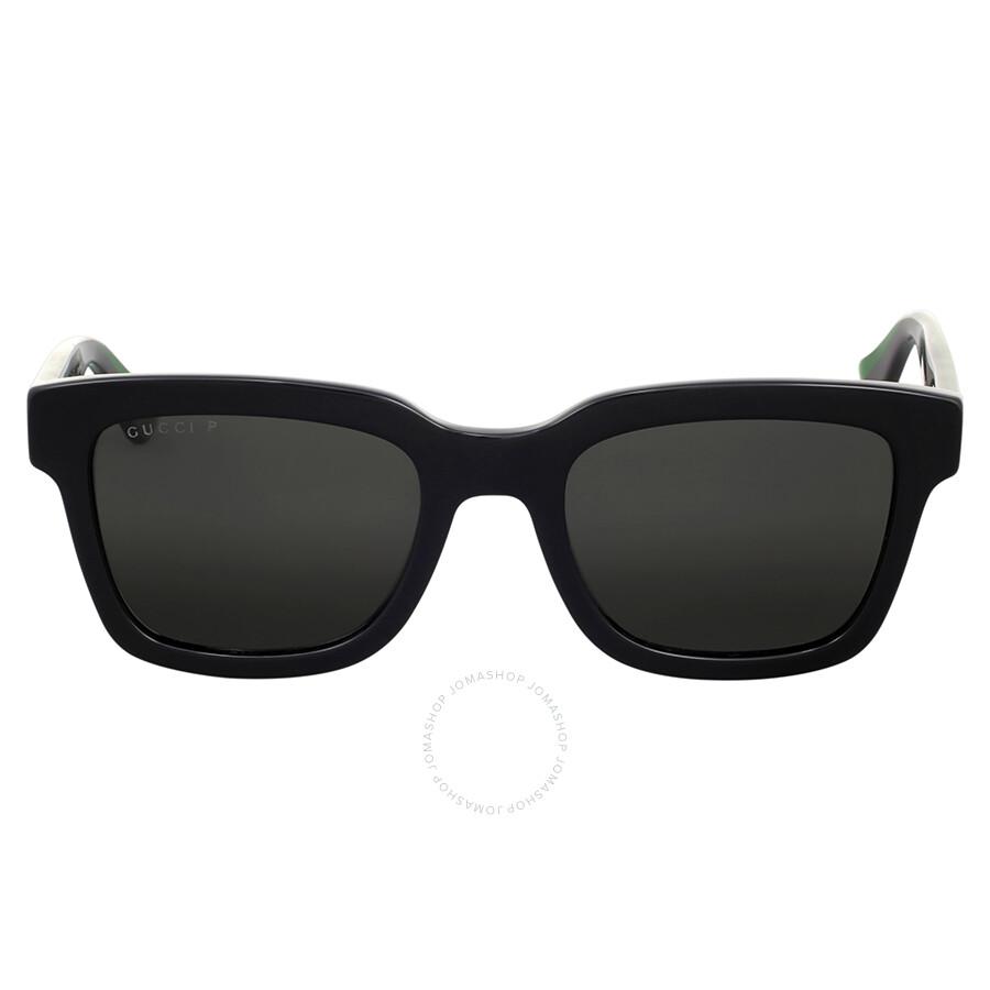 730cbf86c3 Gucci Polarized Grey Square Sunglasses Gucci Polarized Grey Square  Sunglasses ...