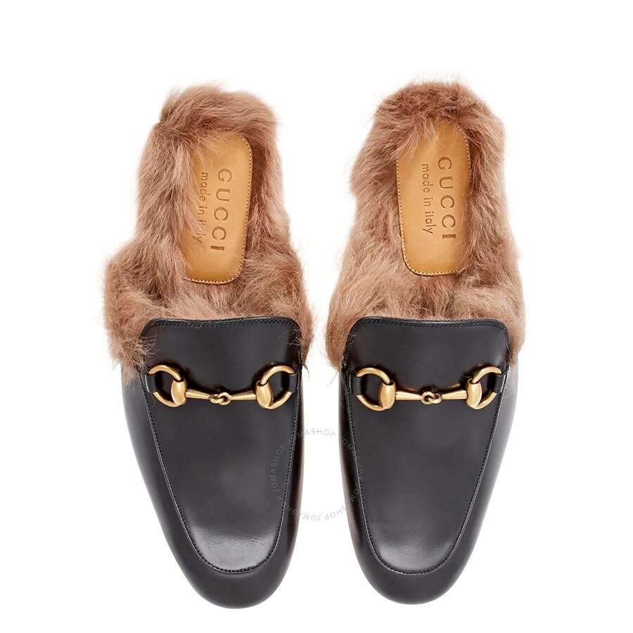 ccf7b051282 Gucci Princetown Leather Slipper- Size  6 - Shoes - Fashion ...